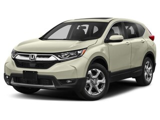 2018 Honda CR-V EX SUV continuously variable automatic