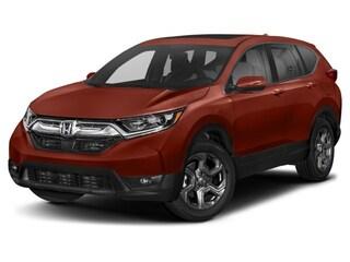 2018 Honda CR-V EX-L AWD CVT SUV