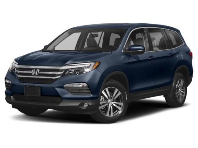2018 Honda Pilot EX-L w/NAVI SUV