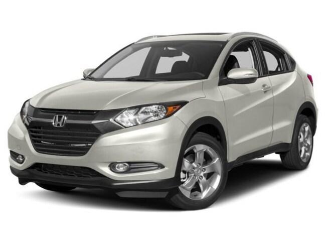 2018 Honda HR-V EX-L NAVI SUV
