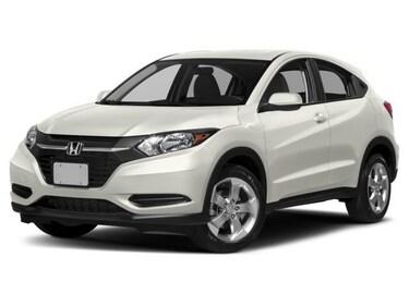 2018 Honda HR-V LX 2WD MT SUV