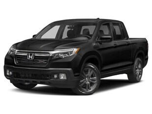 2018 Honda Ridgeline Sport Truck Crew Cab