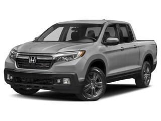2018 Honda Ridgeline Sport Crew Cab Pickup