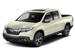 2018 Honda Ridgeline EX-L Crew Cab Pickup