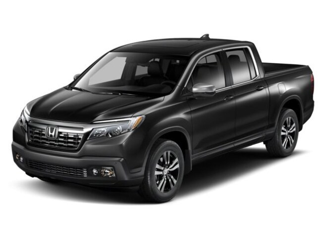 2018 Honda Ridgeline EX-L Truck Crew Cab