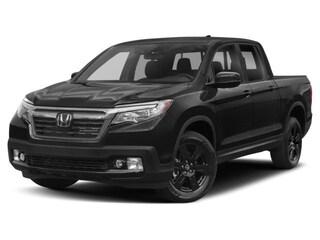 2018 Honda Ridgeline Black Edition Truck Crew Cab