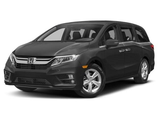 2018 Honda Odyssey EX-L Van Passenger Van