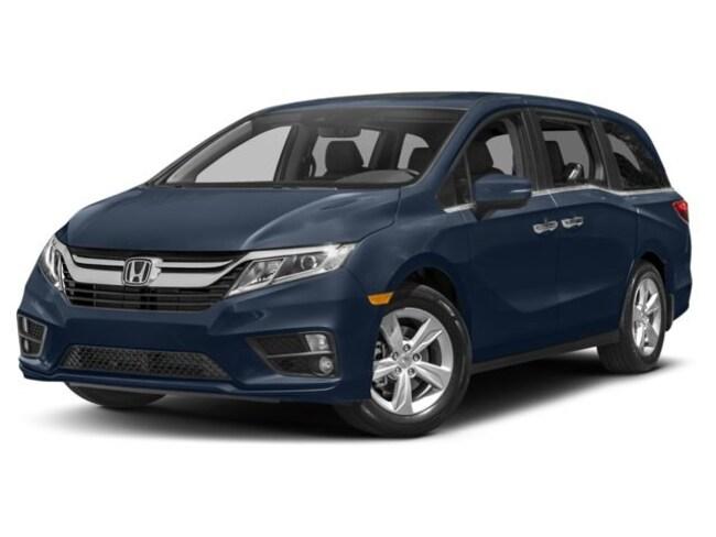 2018 Honda Odyssey EX-L w/Navi Van Passenger Van