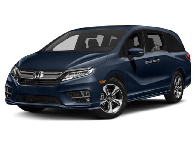 2018 Honda Odyssey Touring Van Passenger Van