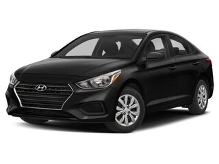 2018 Hyundai Accent LE Sedan