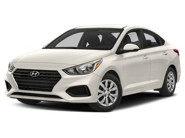 2018 Hyundai Accent (4) LE Sedan