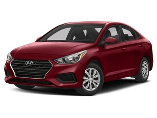 2018 Hyundai Accent GL Sedan