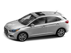 2018 Hyundai Accent MT FWD L Hatchback