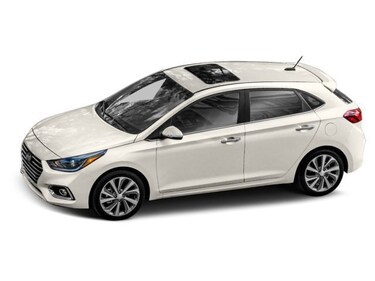 2018 Hyundai Accent (5) GL - at Hatchback