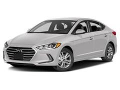 2018 Hyundai Elantra GL SE Sedan
