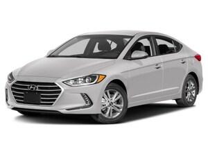 2018 Hyundai Elantra FWD GL SE