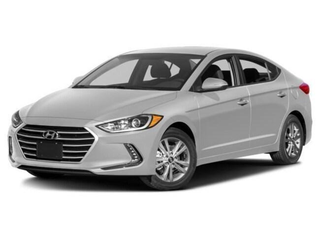 2018 Hyundai Elantra GLS Sedan