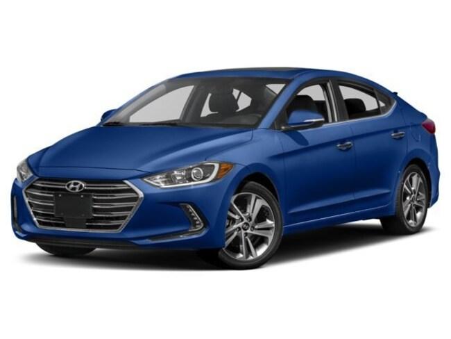 2018 Hyundai Elantra Limited Car