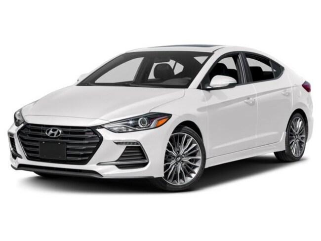 2018 Hyundai Elantra MT-SPORT Sedan