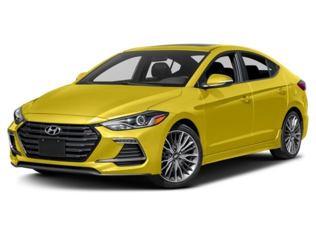 2018 Hyundai Elantra SPORT TECH Sedan