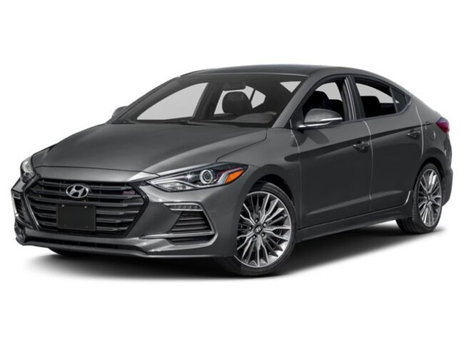 2018 Hyundai Elantra Sport Tech Sedan