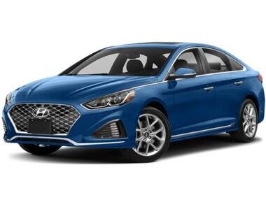 2018 Hyundai Sonata 4DR SPORT Sedan