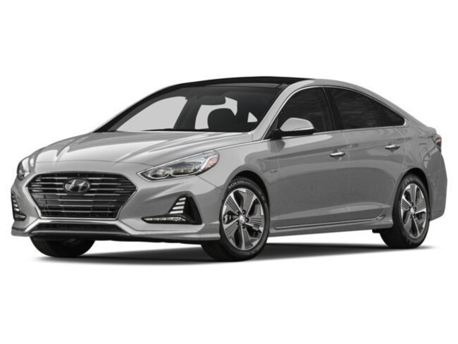 2018 Hyundai Sonata Hybrid GLS Sedan