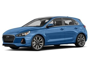 2018 Hyundai Elantra GT GL - at