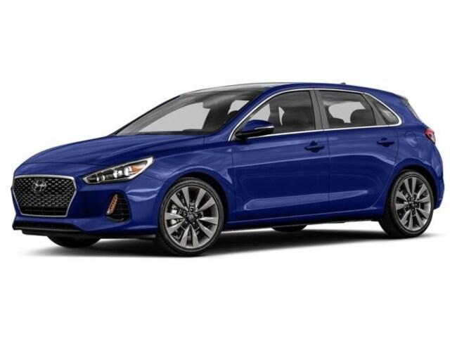 2018 Hyundai Elantra GT GL SE Hatchback