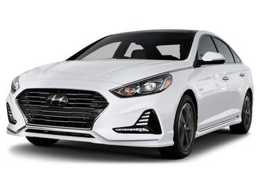 2018 Hyundai Sonata Plug-In Hybrid Plug-in Hybrid Limited Sedan