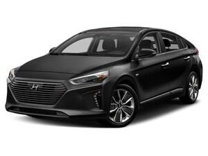 2018 Hyundai Ioniq Hybrid 5DR FWD