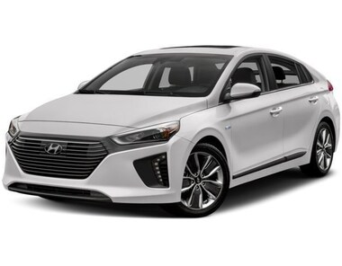 2018 Hyundai Ioniq Hybrid Limited Auto (STD Paint) À hayon