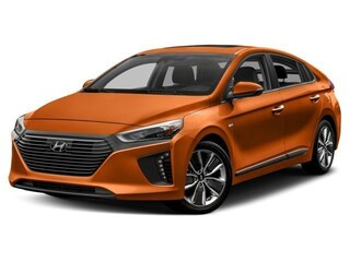 2018 Hyundai Ioniq Hybrid Hybrid Limited Tech Auto À hayon