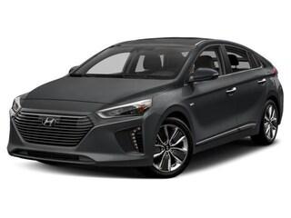 2018 Hyundai Ioniq Hybrid Limited w/ Tech