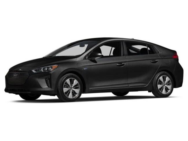 2018 Hyundai Ioniq Plug-In Hybrid LIMITED Hatchback