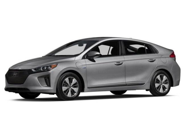 2018 Hyundai Ioniq Plug-In Hybrid Plus SE Hatchback