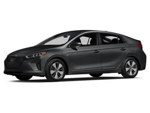2018 Hyundai Ioniq Plug-In Hybrid SE