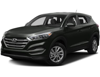 2018 Hyundai Tucson FWD 2.0L Base SUV