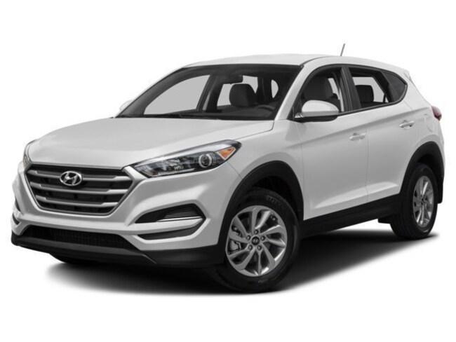 2018 Hyundai Tucson GLS Prem SUV