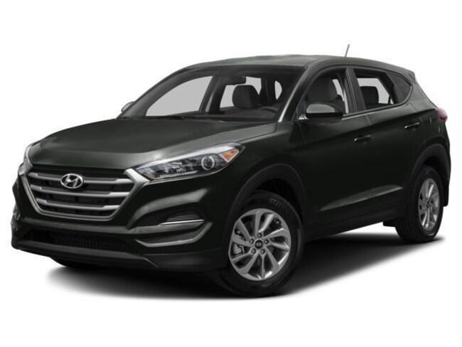 2018 Hyundai Tucson GLS SE SUV
