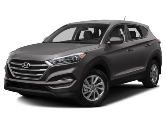 2018 Hyundai Tucson AWD GLS SE SUV