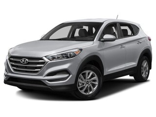 2018 Hyundai Tucson TUCSON 1.6L GLS SE A SUV