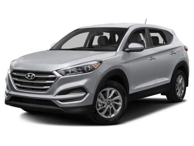 2018 Hyundai Tucson GLS NI SUV
