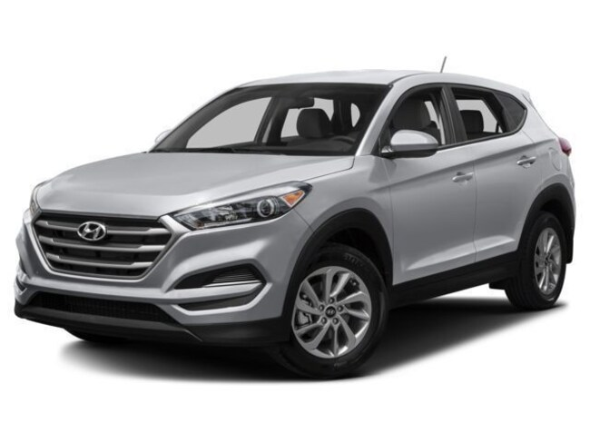 2018 Hyundai Tucson Ultimate SUV