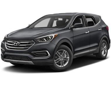 2018 Hyundai Santa Fe Sport 2.4 FWD SUV