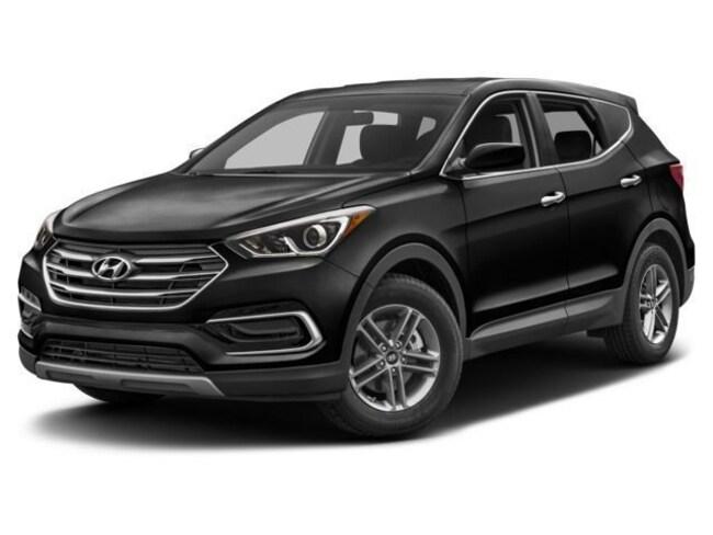 2018 Hyundai Santa Fe Sport AT FWD PRE SUV