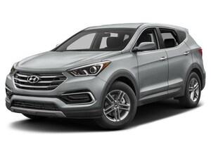2018 Hyundai Santa Fe Sport 2.4L AWD LUXURY AUTO