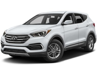 2018 Hyundai Santa Fe Sport 2.4 SUV
