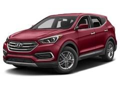 2018 Hyundai Santa Fe Sport 2.4 Luxury SUV