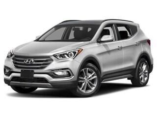 2018 Hyundai Santa Fe Sport Limited AWD SUV